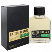 BENETTON UNITED DREAMS DREAM BIG 6.8 EAU DE TOILETTE SPRAY FOR MEN
