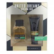 BENETTON UNITED DREAMS DREAM BIG 2 PCS SET FOR MEN: 3.4 SP