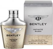 BENTLEY INFINITE RUSH 2 OZ EAU DE TOILETTE SPRAY FOR MEN