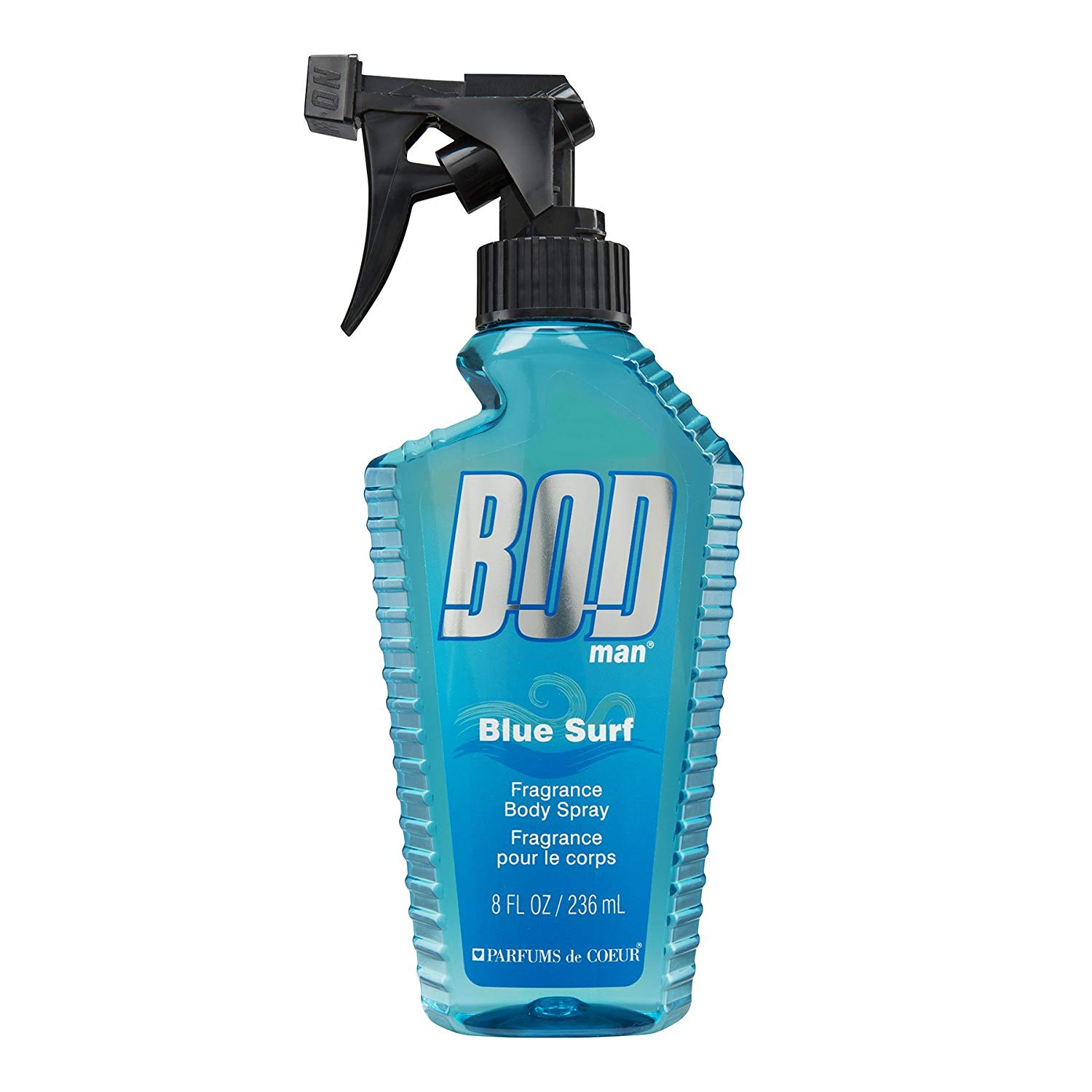 BOD BLUE SURF 8 OZ FRAGRANCE BODY SPRAY