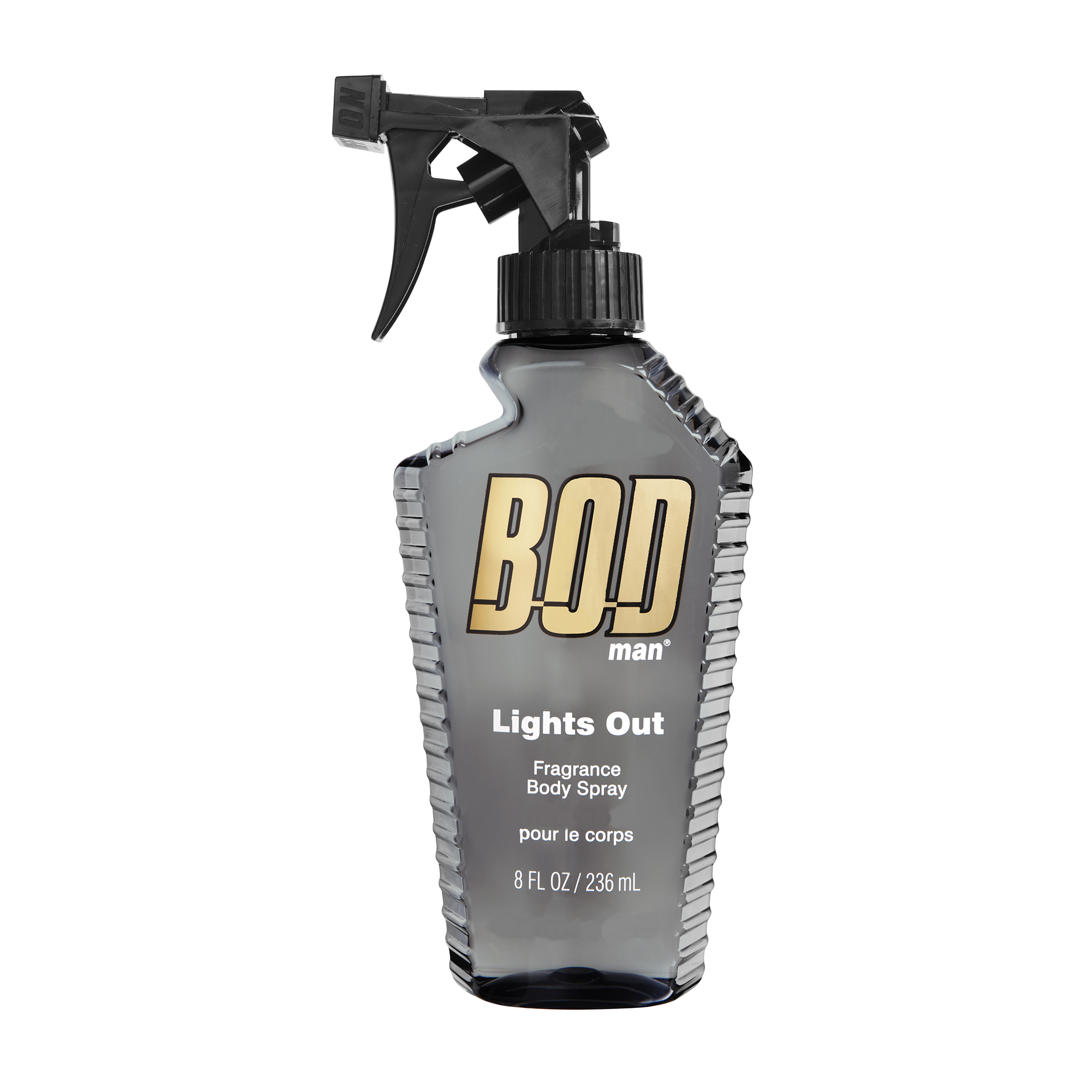 BOD LIGHTS OUT 8 OZ FRAGRANCE BODY SPRAY