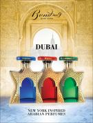 BOND NO. 9 THE DUBAI TRIO 3x3.4 EDP SP