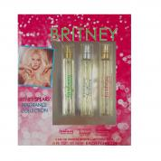 BRITNEY SPEARS 3 PCS MINI SET FOR WOMEN: FANTASY 0.5 OZ EAU DE PARFUM SPRAY + MIDNIGHT FANTASY 0.5 OZ EAU DE PARFUM SPRAY + FANTASY INTIMATE EDITION 0.5 OZ EAU DE PARFUM SPRAY (WINDOW BOX)