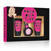 BRITNEY SPEARS PREROGATIVE 3 PCS SET: 1 OZ EAU DE PARFUM SPRAY + 1.7 SHOWER GEL + 1.7 BODY LOTION (WINDOW BOX)
