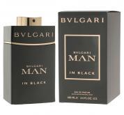 BVLGARI MAN IN BLACK 3.4 EAU DE PARFUM SPRAY