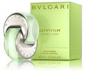 BVLGARI OMNIA GREEN JADE 2.2 EDT SP FOR WOMEN