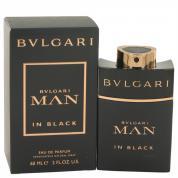 BVLGARI MAN IN BLACK 2 OZ EAU DE PARFUM SPRAY