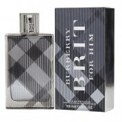 BURBERRY BRIT 3.4 EDT SP FOR MEN