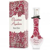 CHRISTINA AGUILERA RED SIN 1 OZ EAU DE PARFUM SPRAY FOR WOMEN