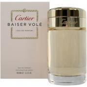 CARTIER BAISER VOLE 3.4 EDP SP FOR WOMEN