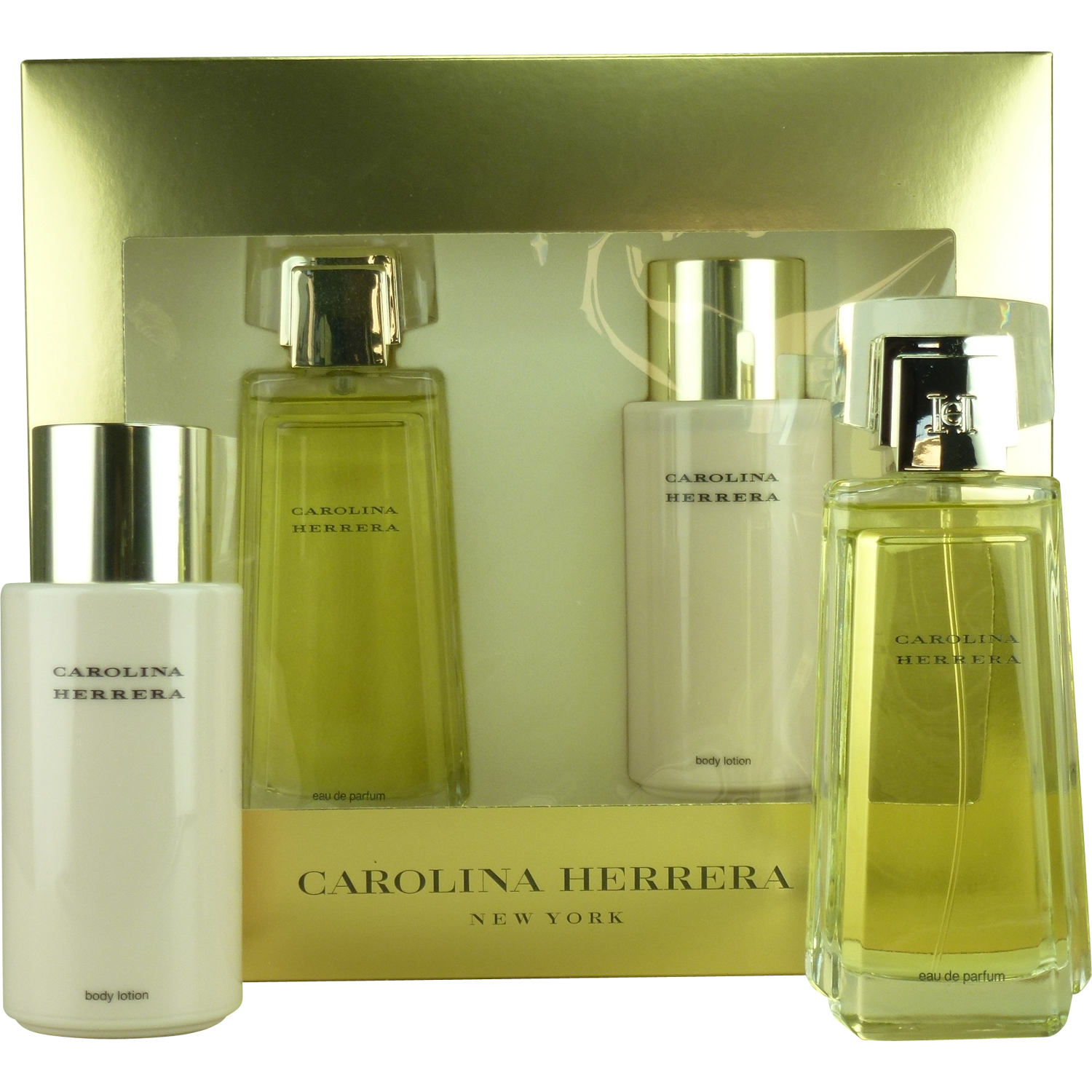 CAROLINA HERRERA 2 PCS SET FOR WOMEN: 3.4 SP