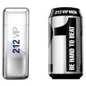 212 VIP BE HARD TO BEAT 3.4 EAU DE TOILETTE SPRAY FOR MEN