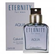 ETERNITY AQUA 3.4 EAU DE TOILETTE SPRAY FOR MEN