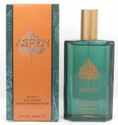 ASPEN 4 OZ COLOGNE SP FOR MEN