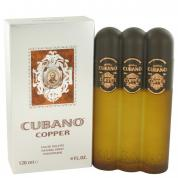 CUBANO COPPER 4 OZ EDT SP FOR MEN