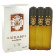 CUBANO BRONZE 4 OZ EDT SP FOR MEN