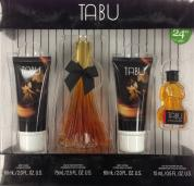 TABU 4 PCS SET: 2.5 SP