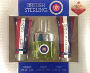 BRITISH STERLING 3 PCS SET: 2.5 SP