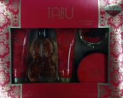 TABU 5 PCS SET: 3 OZ SP