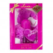 LOVE'S BABY SOFT 2 PCS SET: 0.69 OZ