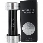 DAVIDOFF CHAMPION 3 OZ EDT SP FOR MEN