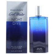 COOLWATER NIGHT DIVE 4.2 EDT SP FOR MEN