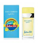 DOLCE & GABBANA LIGHT BLUE ITALIAN ZEST 1.7 EAU DE TOILETTE SPRAY FOR WOMEN