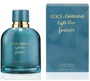 DOLCE & GABBANA LIGHT BLUE FOREVER 3.3 EAU DE PARFUM SPRAY FOR MEN