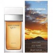DOLCE & GABBANA LIGHT BLUE SUNSET IN SALINA 3.3 EDT SP FOR WOMEN