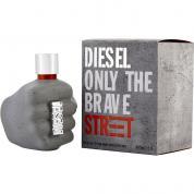 DIESEL ONLY THE BRAVE STREET 2.5 EAU DE TOILETTE SPRAY