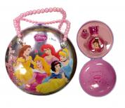 DISNEY PRINCESS 2 PCS SET: 1.7 SP + LIPGLOSS BRACELET