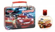 CARS 2 PCS SET: 3.4 EDT SP + METAL LUNCH BOX