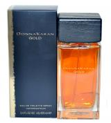 DONNA KARAN GOLD 3.4 EDT SP FOR WOMEN