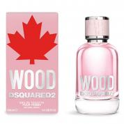 DSQUARED2 WOOD POUR FEMME 3.4 EAU DE TOILETTE SPRAY