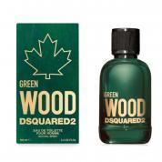 DSQUARED2 GREEN WOOD 3.4 EAU DE TOILETTE SPRAY FOR MEN