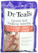 DR. TEAL'S PURE EPSOM SALT SOAKING SOLUTION THERAPY & RELIEF 3 LBS.