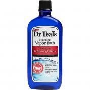 DR. TEAL'S FOAMING VAPOR BATH TENSION & FATIGUE 16 OZ