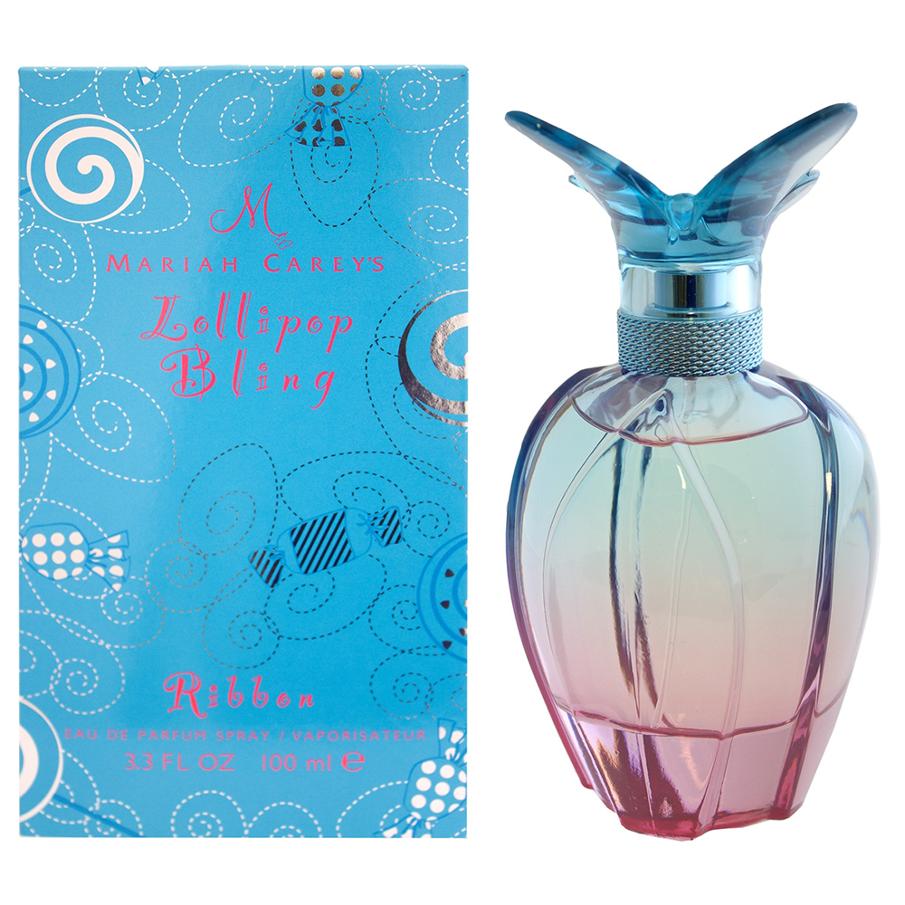 MARIAH CAREY LOLLIPOP BLING RIBBON 3.4 EDP SP