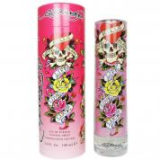 ED HARDY 3.4 EDP SP FOR WOMEN