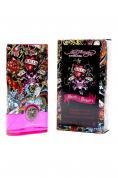 ED HARDY HEARTS & DAGGERS 1.7 EDP SP FOR WOMEN