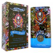 ED HARDY HEARTS & DAGGERS 1.7 EDT SP FOR MEN