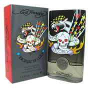 ED HARDY BORN WILD 3.4 EDT SP FOR MEN