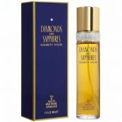 DIAMONDS & SAPPHIRES 3.4 EAU DE TOILETTE SPRAY