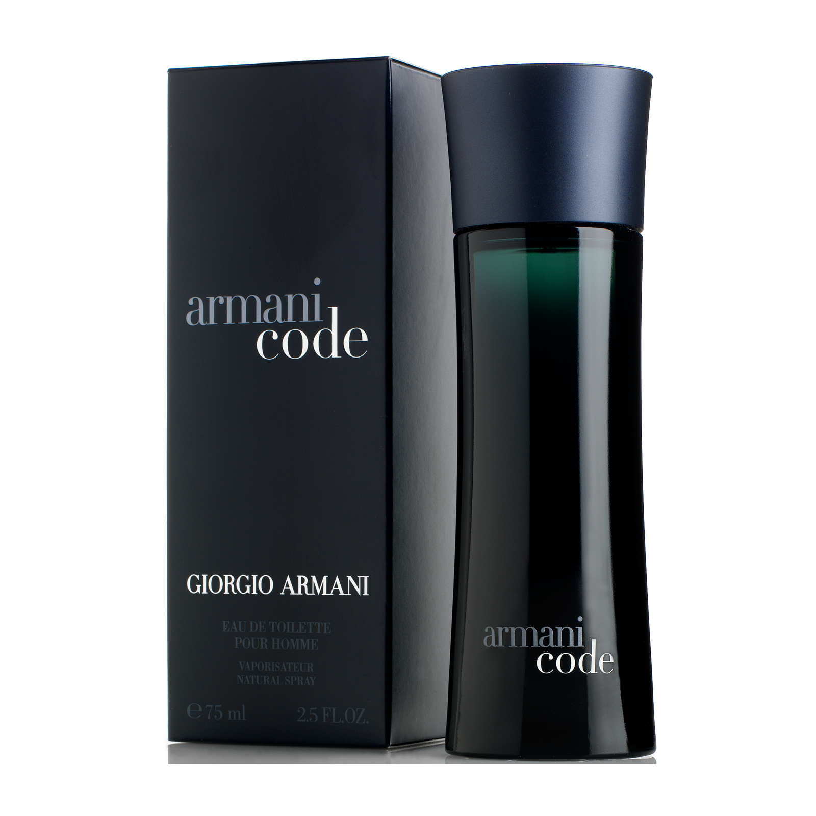 ARMANI CODE 2.5 EDT SP FOR MEN