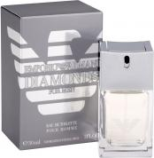 GIORGIO ARMANI EMPORIO DIAMONDS 1 OZ EDT SP FOR MEN