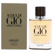 ACQUA DI GIO ABSOLU 2.5 EAU DE PARFUM SPRAY FOR MEN