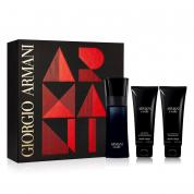 GIORGIO ARMANI CODE 3 PCS SET FOR MEN: 2.5 SP