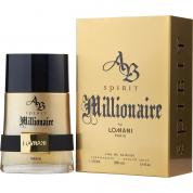LOMANI AB SPIRIT MILLIONAIRE 6.6 EDT SP FOR MEN