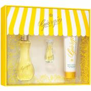 GIORGIO YELLOW 3 PCS SET FOR WOMEN: 1.7 SP