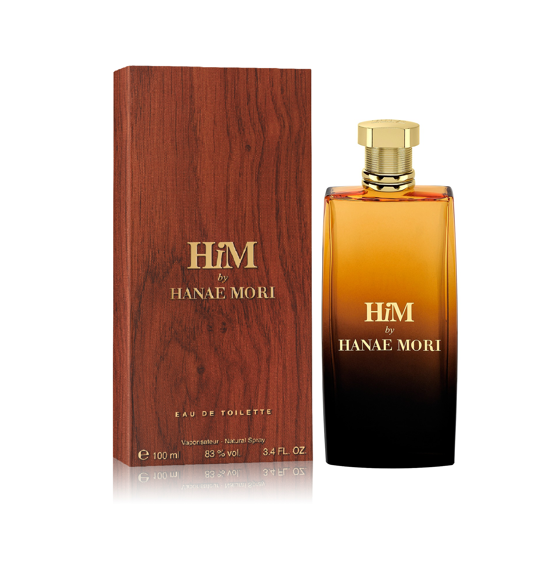 HANAE MORI HIM 3.4 EDT SP